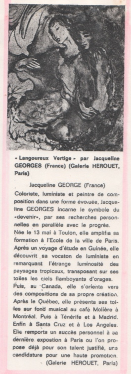 Jacqueline George