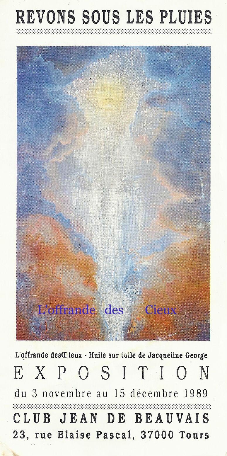 L'Offrande des Cieux